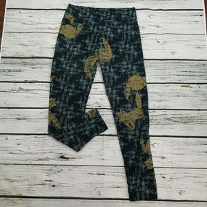 NWPT LulaRoe  one size fits all leggings with cats